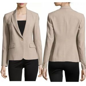 Theory Gabe B Wool Blazer Suit Jacket Women's 2
